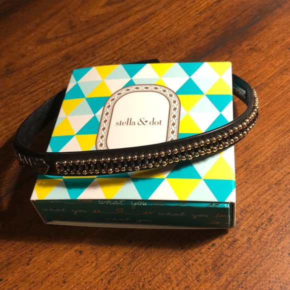 Stella & Dot Jewelry - Stella & Dot Gilded Path Double Wrap Bracelet